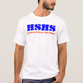HSHS, Gehöft-Senior Highschool T-Shirt