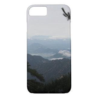 Huangshan, gelbe Berge, China-Landschaft iPhone 8/7 Hülle