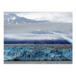 Hubbard Gletscher 512 Postkarte