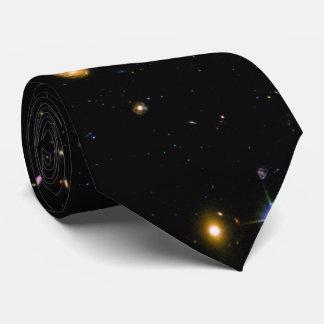 Hubble tiefe Feld-Galaxien Krawatte