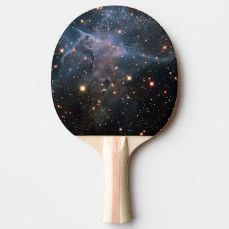 """Hubbles """"mystischer Gebirgs"""" - Weltraum Tischtennis Schläger"""