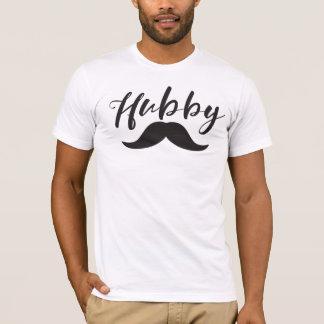 Hubby-T - Shirt (mit dem Schnurrbart)