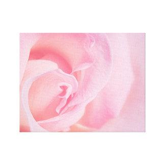 Hübsch im Rosa Leinwanddruck