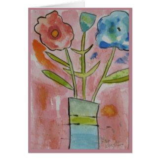 Hübsch in rosa alles Gute zum Geburtstag Karte