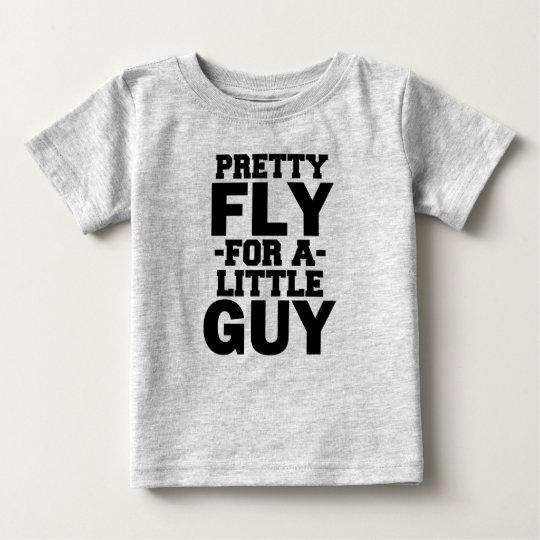 Hübsche Fliege für ein Babyjungen-Shirt des Baby T-shirt