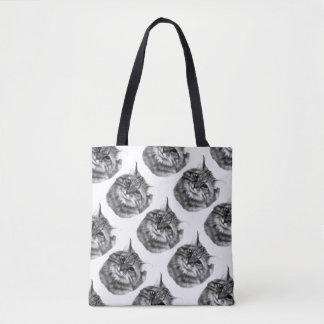 Hübsche Katze Tasche