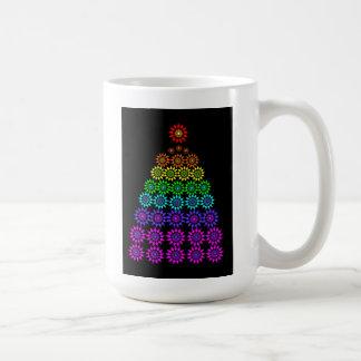 Hübsche Licht-WeihnachtsTasse Kaffeetasse