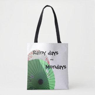 Hübsche Sonnenschirm-Taschen-Tasche Tasche