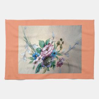 """Hübscher """"Blumenstrauß des Teetuches der Blumen Geschirrtuch"""