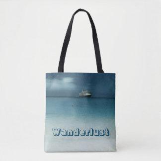 Hübscher künstlerischer Reise-OzeanWanderlust Tasche