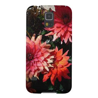 Hübscher rosa Blumentelefon-Kasten samsung S5 Samsung S5 Cover