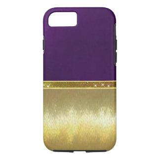 Hübscher Schein-Goldentwurfs-Fall iPhone 8/7 Hülle
