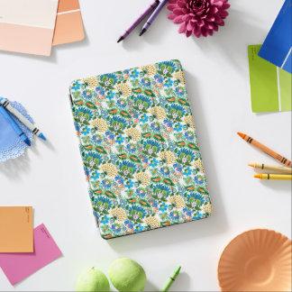 Hübscher Vintager Russe Khokhloma Blumenmuster iPad Pro Hülle