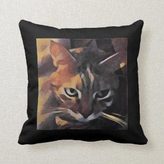 Hübsches Kitty-Katzen-Kissen Kissen