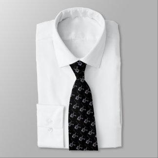 Hubschrauber-Krawatten-stilvolle Krawatte