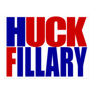 """HUCK FILLARY"" POSTKARTE"