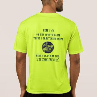 Hufeisennicken-Sport Tek T-Stück…  Drehen Sie die T-Shirt