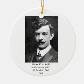 Hügel 1906 Alfreds Francis Keramik Ornament