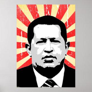 Hugo Chavez Poster - hugo_chavez_poster-rb576f42eac6344ef8d785a96cd0d573e_ibu_8byvr_324