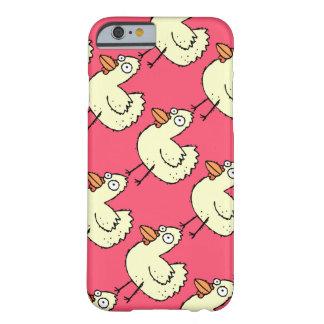 Huhn-Mathe für verrückte Huhn-Damen Barely There iPhone 6 Hülle