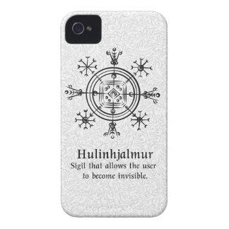 Hulinhjalmur isländisches magisches Zeichen Case-Mate iPhone 4 Hüllen