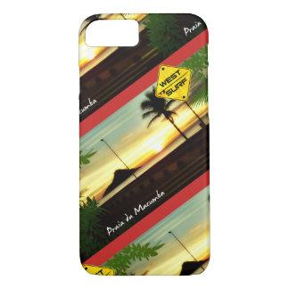Hülle iPhone 7 Strand Macumba