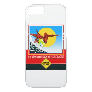 Hülle iPhone 7 Tag des Wellenreitens