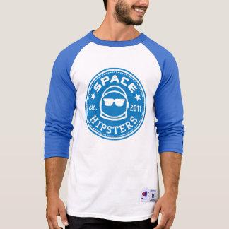 Hülsen-Jersey-Shirt Raum Hipsters® Männer des T-Shirt