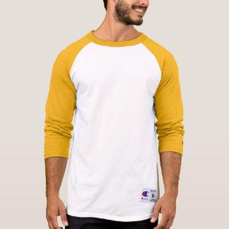 Hülsen-Shirt KASTANIENBRAUN der Männer der T-Shirt