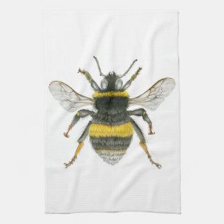 Hummel-Bienen-Küchen-Tuch Geschirrtuch