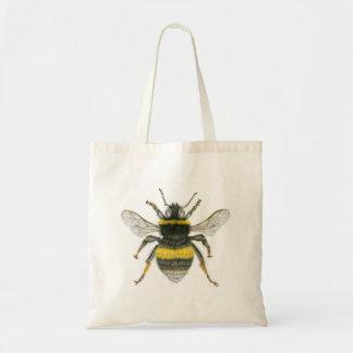 Hummel-Bienen-Taschen-Tasche Budget Stoffbeutel