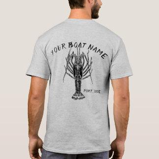 Hummer-Boots-Namen-Shirt T-Shirt