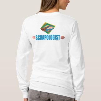 Humorvolles Scrapbooking T-Shirt