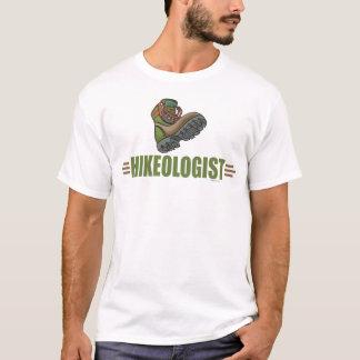 Humorvolles Wandern T-Shirt