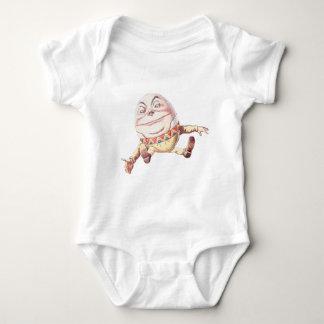Humpty Dumpty Farbe Baby Strampler