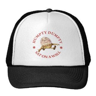 HUMPTY DUMPTY SAT SUR UN MUR - COMPTINE CASQUETTE