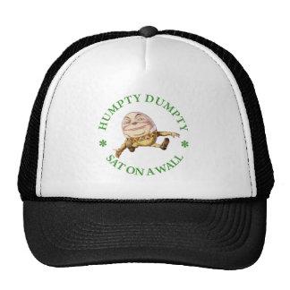 HUMPTY DUMPTY SAT SUR UN MUR - COMPTINE CASQUETTES DE CAMIONNEUR