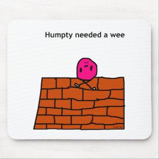 Humpty Mousemat Mauspad