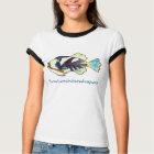 Humuhumunukunukuapua'a Cartoon-Fisch-T - Shirt