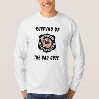 Hund der Polizei-K9 T-Shirt