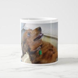 Hund Jumbo-Tasse