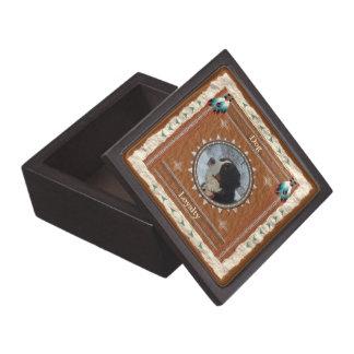 Hund - Loyalitäts-Holz-Geschenkboxen Kiste