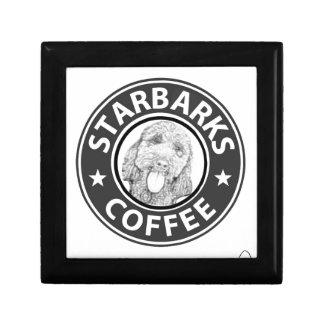 Hund Starbucks Geschenkbox