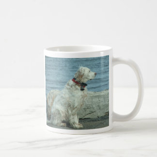 Hund Tee Tassen