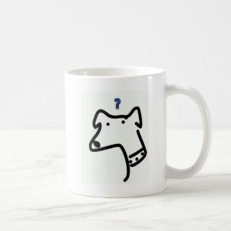 Hund Kaffeetasse