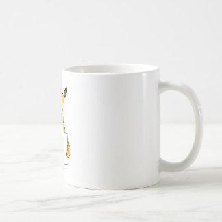 Hund Kaffee Haferl