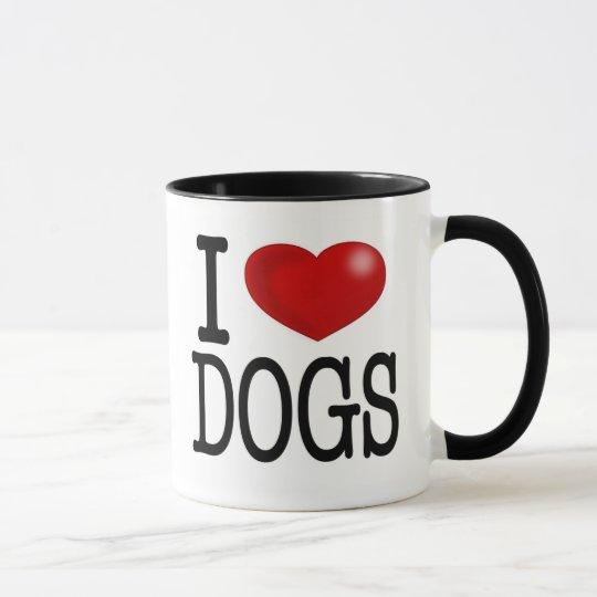 Hunde der Liebe I Tasse