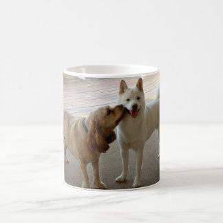 Hunde Kaffeehaferl
