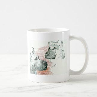 Hunde Teetasse