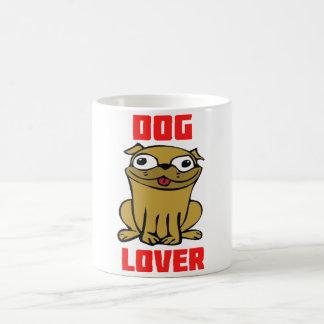 Hundeliebhaber Kaffeetasse